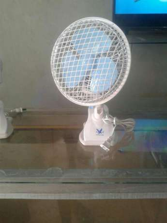 Small bed room / office stand durable fan Kampala - image 1
