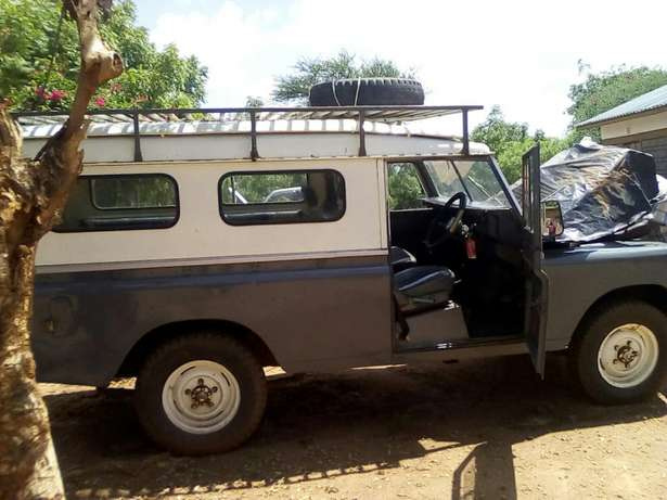 Quick sale Land Rover station wagon Bondeni - image 4