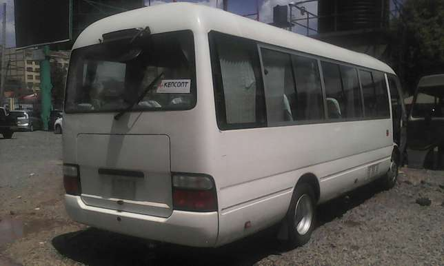 Just arrived very clean Toyota coaster bus on sale Nairobi CBD - image 8