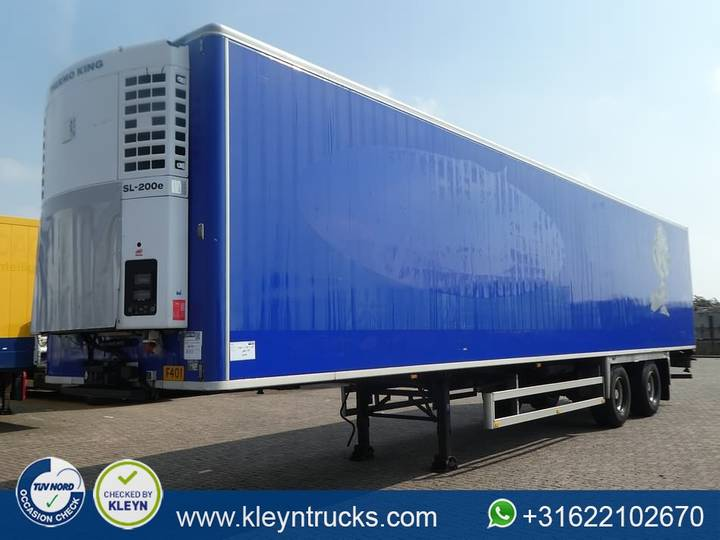 Chereau THERMOKING SL200E pacton chassis - 2004