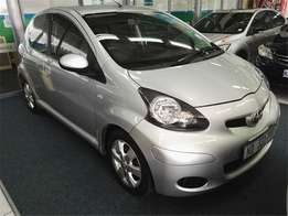 Toyota Aygo front bumper wanted