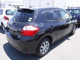 Black VVTI Toyota Auris just arrived