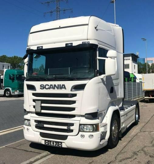 Scania R520LA4X2MNA Topline/Alcoa/V8/Euro 6 - 2014
