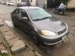 Clean, Strong and Fuel efficient Toyota Corolla for sale