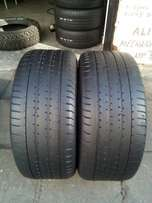 255/35/19 Pirelli Runflat tyres for sell