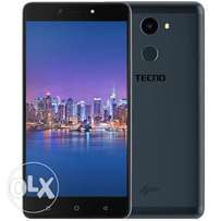 Tecno L9, with fingerprint scanner,one month old.