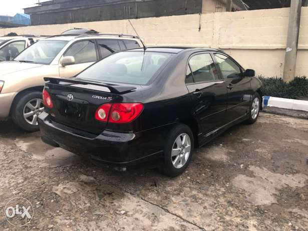 Clean Tokunbo 2007 Toyota Corolla Sport Edition Lagos Mainland - image 4