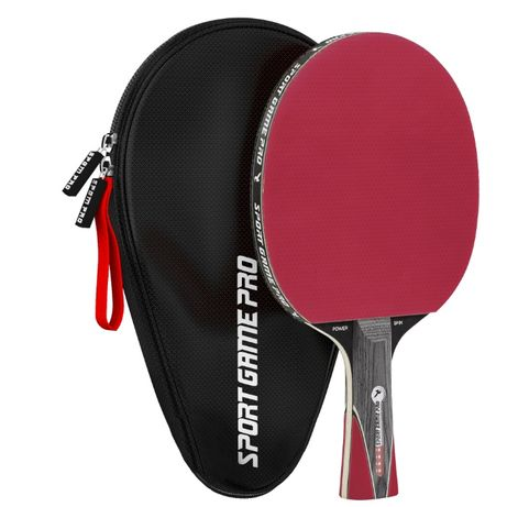 Ракетка для настольного тенниса SPORT GAME PRO + чехол теніс тениса Киев -  изображение 1 39849dd6d4cb1