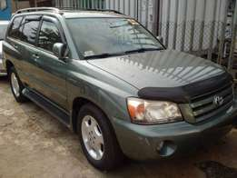Toyota Highlander Limited(2006)