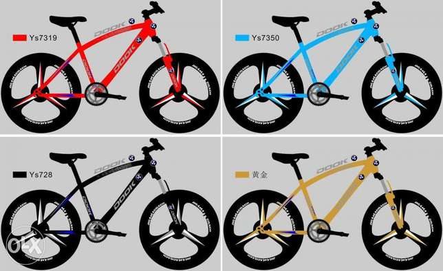 24 inch alloy bicycle new arrival