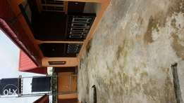 Newly built 2 bedrooms apartment for rent at akilapa estate