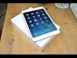 Ipad mini II cellular and WiFi mint condition. Free cover too!