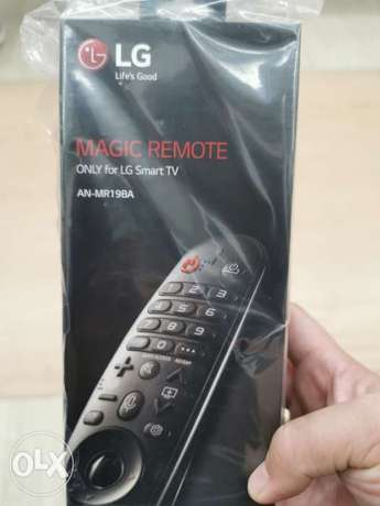 Smart Magic remote L.g