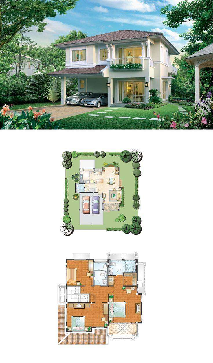 Modern house plans and architectural design