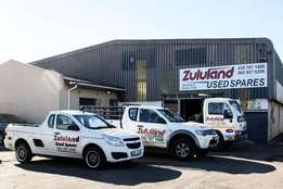 Various Cars & Bakkies - Selling Good Quality Used Spares