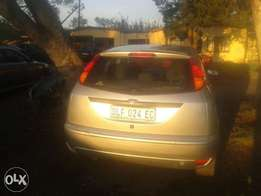 Ford focus 2.0 in good allround condition