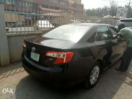 2013 Toyota Camry few months used