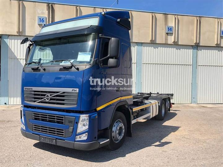 Volvo Fh460 - 2013
