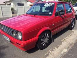 vw citi golf 1.4 with full service record and papers R34999