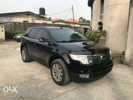 Tin-Can Cleared 2009 Ford Edge LIMITED Black Colour