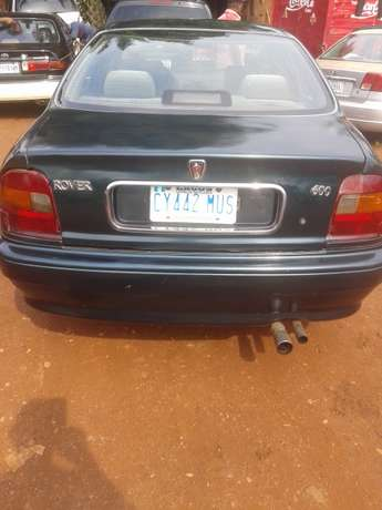 Clean Rover Green For Sale Nsukka - image 4