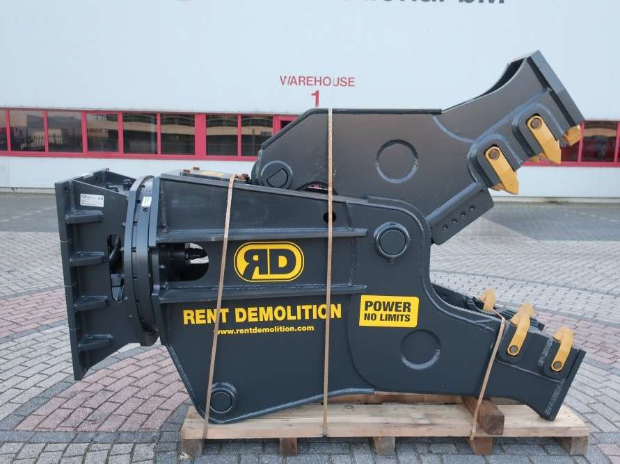 Rent Demolition  RD32 Hydr.Rot.Crusher Pulverizer Shear 2...