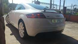 Audi tt mk2 2.0tfsi 6 speed manual