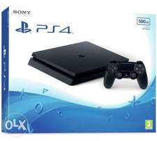 New PS4 with one year warranty for 28,999