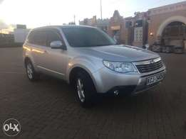 Subaru Forester new shape (trade in accepted)