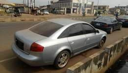 Audi A6 for sell at affordable price tag