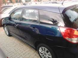 Very clean toyota matrix 2005 automatic at N1.45m