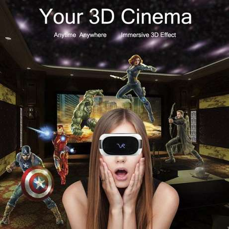 3D Android VR Glasses Florida - image 2