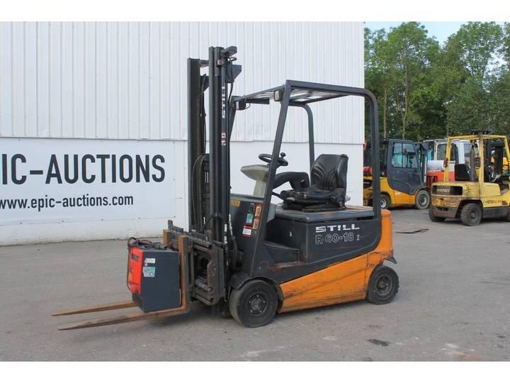 Still R60-18I Electric Heftruck - 2003