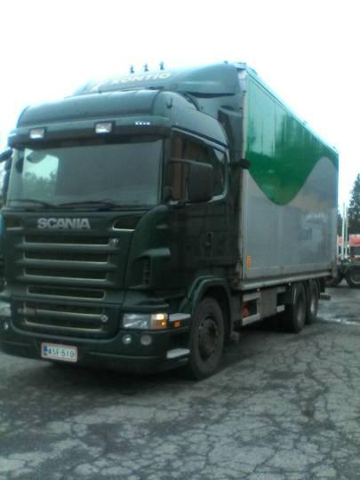 Scania R 16 Lb - 2006