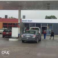 Mega Filling Station For sale at Gbagada
