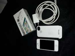Iphone 4s with powerpack and box