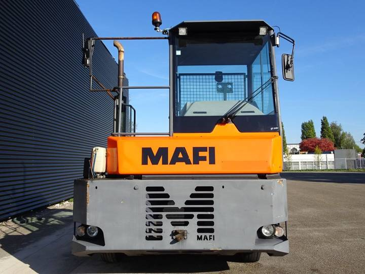 Mafi MT25YT / CUMMINS ENGINE / 11.000 HOURS! - image 3