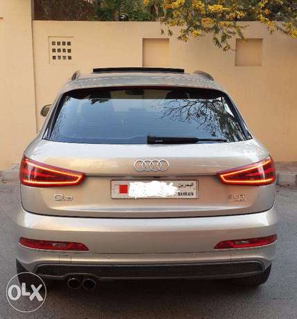 Audi Q3, Quattro S-Line Warranty & Service package, Accident Free, 201