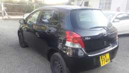 Toyota Vitz very clean push start new tyres low mileage sreen.