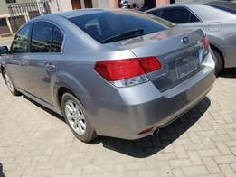 Subaru legacy 2010 new shape.