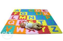 Baby puzzle mats