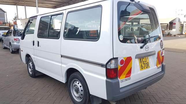 Mazda bongo single rear wheel 2009 quick sale not locally used Nairobi CBD - image 2