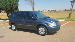Chrysler Grand Voyager 7seater. Mint condition!!