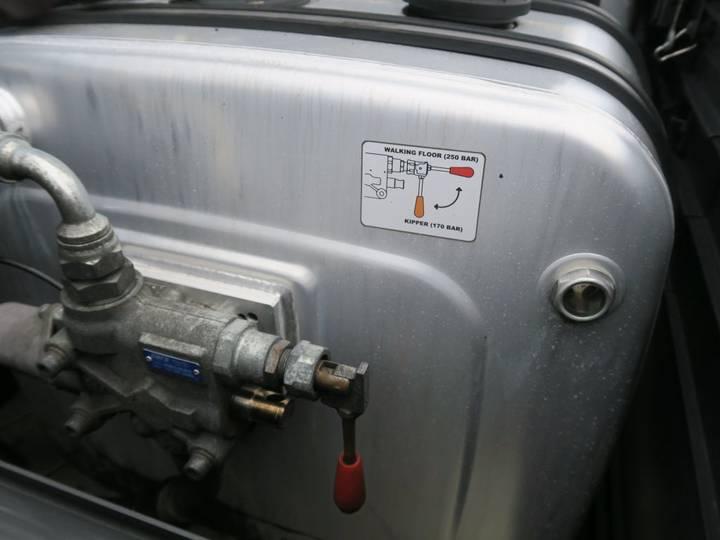 Scania R450 LA6X2/4MNB   SCR-only   Full Air   PTO   Hydraulic  ... - 2017 - image 14