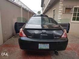 2005 Toyota solara cleaner than toks