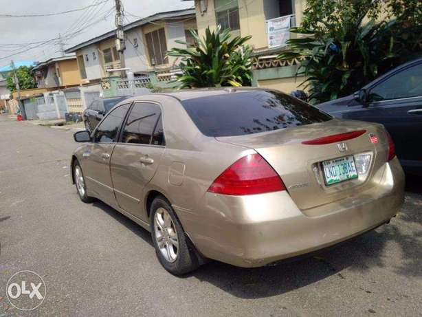 Registered Honda Acoord EXL. For Sale at affordable Price Lagos Mainland - image 2