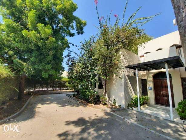 Nice Town House for Rent in Al Ghubra North | REF 589GH