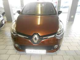 2014 Renault Clio 4 1.6 turbo for sale R130 000