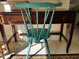 60's chair bargain. A must have. Beautiful strong chairs ×5