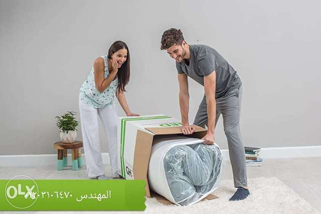 Topper mattress for the comfort beds